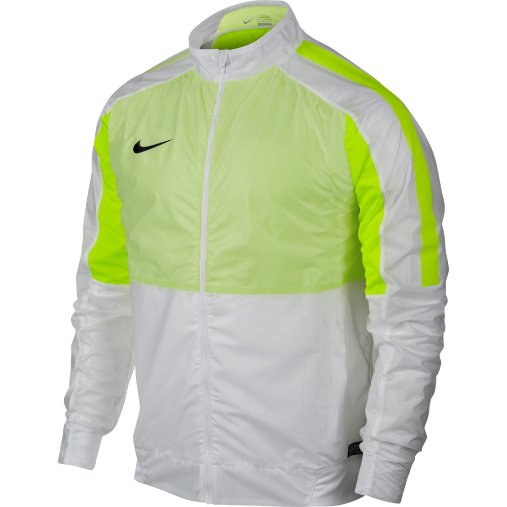 Nike Select Revolution Jacket Lightweight White Volt
