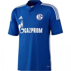 Schalke 04 thuisshirt 1415