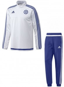 chelsea trainingspak 15-16 wit